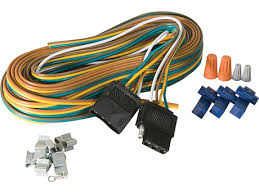 connectors princess auto 4 way 25 ft trailer harness