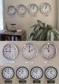 time zone clocks see a larger image