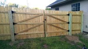 Wooden Fence Minecraft Fence Gate Designs Custom Wood Gates Wood
