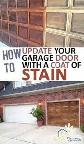painting garage doorBest 25 Garage door colors ideas on Pinterest  Garage door