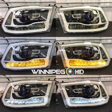 Winnipeg Hid Auto Customization 885 Redonda Street