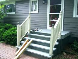 backyard wood steps outdoor steps outdoor wood stairs plans