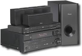 pioneer 5 1 home theater system. pioneer - 860w 5.1-ch. home theater system/dvd/cd 5 1 system t