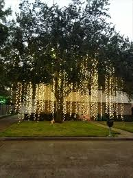 do it yourself outdoor lighting. Omg, You Need To Do \u201craining Lights\u201d From A Tree If Are Getting Married Outside/having An Outdoor Reception, Trust Me, It Will Look AMAZING In Your Yourself Lighting I