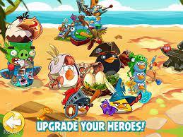 INTERBOT - APK: Angry Birds Epic Mod APK V1.2.9 Unlimited Money