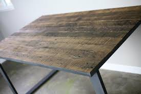 cheap reclaimed wood furniture. Buy A Hand Made Reclaimed Wood Dining Table/Desk. Distressed, Wood. Industrial, Rustic Farmhouse., To Order From Combine 9 | CustomMade.com Cheap Furniture