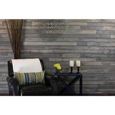 c c wood products heritage series 3 5625 in x variable length 4 ft metal grey pine shiplap wall plank coverage area 13 25 sq ft