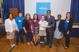 optimum community events hempstead ny  barack obama elementary school 4th grader danna morgan was announced as a runner up in