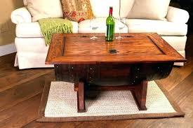 Reversible reclaimed wine barrel Barrel Table Teamyokomoinfo Barrel Grey Wine Light Table