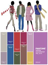 Pantone Fashion Color Report | Fall 2014/2015