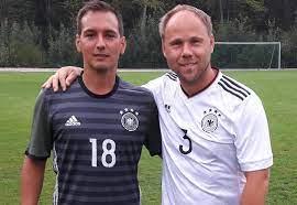 NLZ-Trainer Deniz Demiral, Tobias Littig und Hans Jennek beim DFB-Lehrgang:  SV Sandhausen