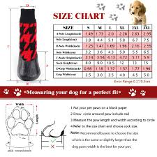 Rilexawhile Dog Socks Boots Shoes For Dogs Cat Socks Non Slip Soles Adjustable Dog Cat Paw Socks Fit For Indoor Outdoor Use