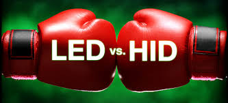 led vs hid lighting
