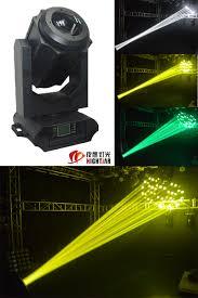 Used Moving Head Stage Lights Nj B350w 17r 350w Sharpy Waterproof Moving Head Stage Light
