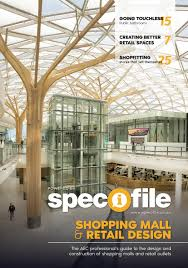 Shopping Mall Design Guide Shopping Mall Retail Design Powered By Specifile By New
