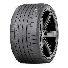 22 Inch Tires For Bmw X5 M And X6 M Continental Sportcontact 6