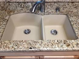 Granite Undermount Kitchen Sinks The Pros And Cons Of Different Sinks Youtube