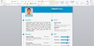 Stagepfe Download Curriculum Vitae Cv Resume Templates 2015