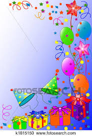 Happy Birthday Background Images Stock Illustrations Of Happy Birthday Background K1815150 Search