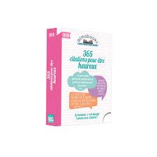 Almabook 365 Citations Pour être Heureux En 2018