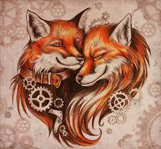 Pin by Autumn Mcdermott on All Things Fox   Fox art, Fox drawing ...