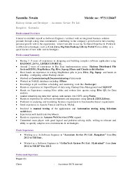 Sasmita bigdata resume. Sasmita Swain Mobile no : 9731120467 Hadoop Admin  and Developer  Accenture Service Pvt Ltd. ...