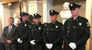 Environmental Police Officer Four Graduate From Massachusetts Environmental Police