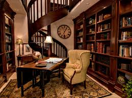 home library office. Traditional Home Office Library Timber Frame
