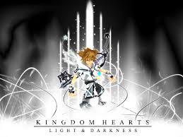 Kingdom Of Darkness To Kingdom Of Light Kingdom Hearts Wallpaper Light And Darkness Minitokyo