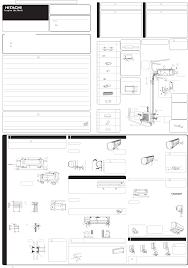 hitachi air conditioner ras 14kh2 user guide manualsonline com hitachi ras 14kh2 air conditioner user manual