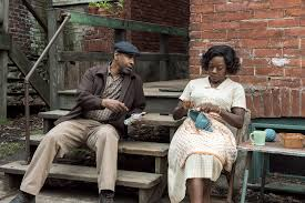 movie review denzel washington is ferocious in fences the movie review denzel washington is ferocious in fences the denver post