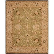 safavieh anatolia sage beige 8 ft x 10 ft area rug