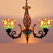 multi colored crystal chandelier gorgeous colored glass chandelier multi colored blown glass chandelier crystal mini color