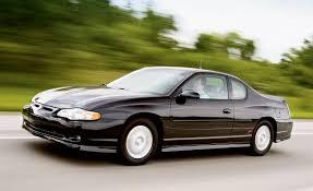 2002 Chevrolet Monte Carlo SS | Comparison Tests | Comparisons ...