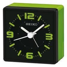 <b>Настольные часы SEIKO</b> QHE091M — купить в интернет ...