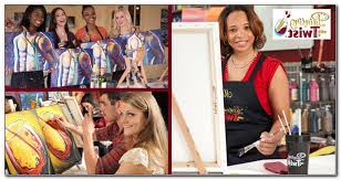 painting with a twist franchise revenue