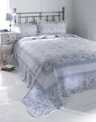 120 best Bedspreads, quilts and throws images on Pinterest ... & Pale blue quilt and pillow shams Adamdwight.com