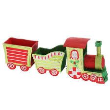 christmas decoration train