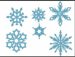 Frozen Snowflakes All Of Them Yes Things Snowflake Embroidery