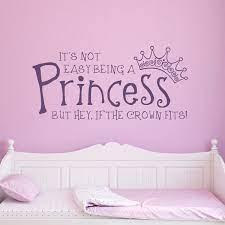 wall decor ideas princess wall decor
