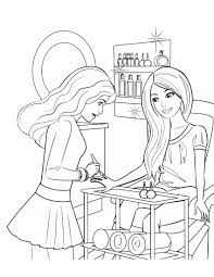Coloring Pages Barbie And Ken Save Coloring Pages Barbie House