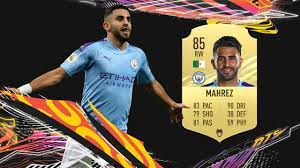 Riyad Mahrez FIFA 21 Player Review - Cut and Finesse - YouTube