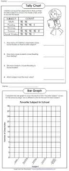 Check Out This Tally Chart Worksheets Tally Chart Math