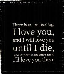 Death And Love Quotes