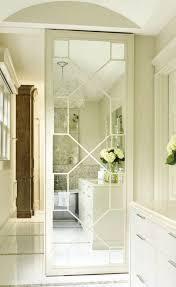 bathroom pocket doors. pocket doors master bathroom design mirrored