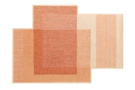 additional view of canevas geo rug