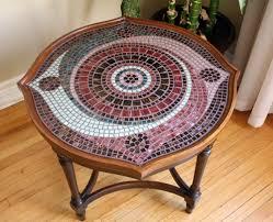 Mosaic Coffee Table Designs