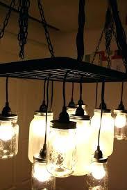 lamp kits hobby lobby unique mason jar light kit or southern charm mason jar chandelier mason lamp kits
