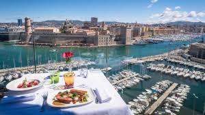 Les Trois Forts Sofitel Vieux Port In Marseille Restaurant