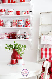 White And Red Kitchen 63 Best Images About Marieke Servies On Pinterest Red Dinnerware